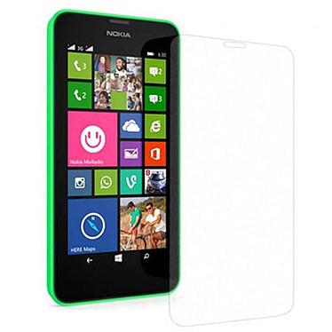 xqisit Lot de 3 films protecteurs pour Nokia Lumia 630 et 635