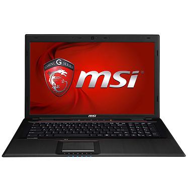 Acheter MSI GP70 2QE-610XFR Leopard + 4 Go RAM SO-DIMM DDR3L offert*