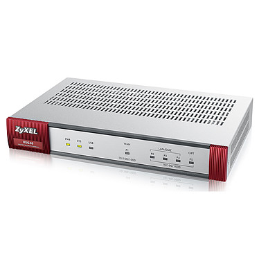 WAN - Gigabit Ethernet - RJ45 Zyxel