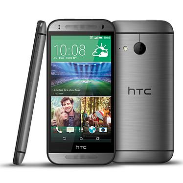 """HTC One mini 2 Gris Smartphone 4G-LTE avec écran tactile HD 4.5"""" sous Android 4.4"""