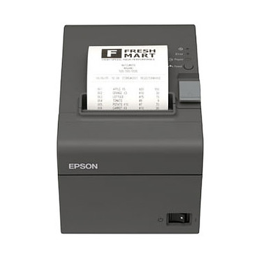 Epson TM-T20II (USB 2.0 / Série) Imprimante de tickets pour point de vente