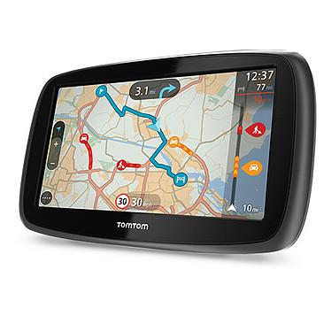 """TomTom GO 60 GPS 45 pays d'Europe Ecran 6"""" - Cartographie gratuite à vie"""