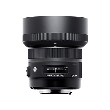 Sigma 30mm F1,4 DC HSM ART monture Nikon