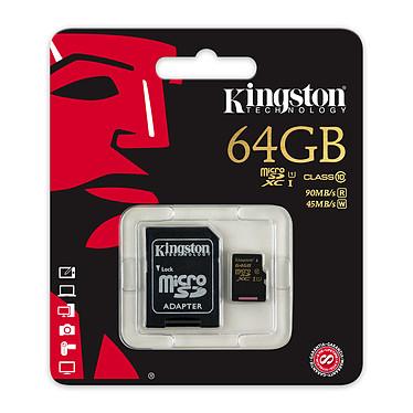 Avis Kingston SDCA10/64GB