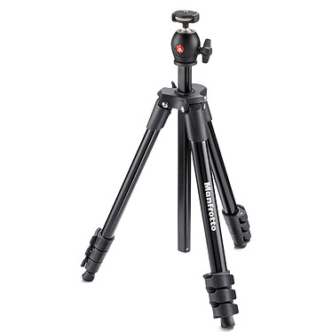 Manfrotto Compact Light - MKCOMPACTLT Noir