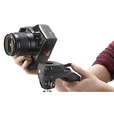 Opiniones sobre Manfrotto Compact Action - MKCOMPACTACN Rojo