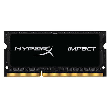 Avis HyperX Impact SO-DIMM 8 Go (2 x 4 Go) DDR3 2133 MHz CL11
