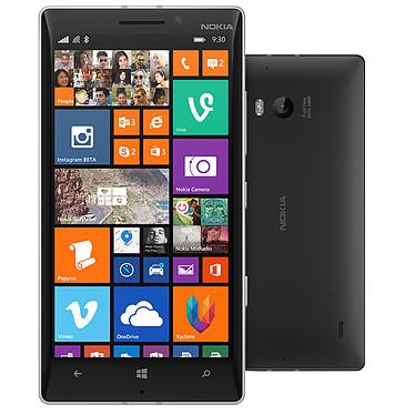 "Nokia Lumia 930 Noir Smartphone 4G-LTE avec écran tactile 5"" ClearBlack OLED Full HD sous Windows Phone 8.1 (Lumia Cyan)"