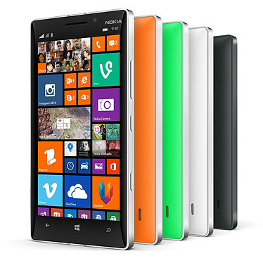 Avis Nokia Lumia 930 Orange