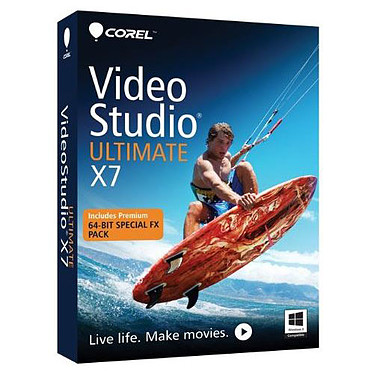 Corel VideoStudio Ultimate X7