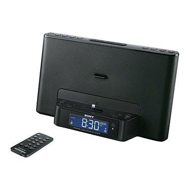 Sony ICF-DS15iPN Noir Station d'accueil radio-réveil pour iPod / iPhone avec connecteur Lightning