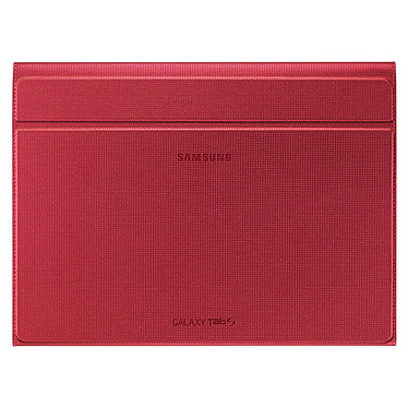 """Samsung Book Cover EF-BT800B Rouge (pour Samsung Galaxy Tab S 10.5"""")"""