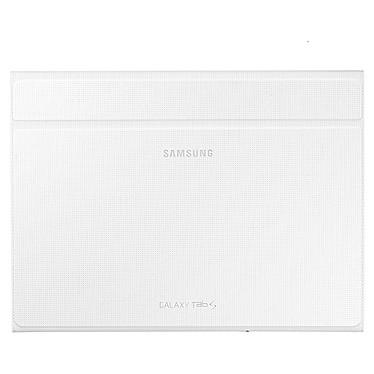 "Samsung Book Cover EF-BT800B Blanc (pour Samsung Galaxy Tab S 10.5"") Etui de protection pour Samsung Galaxy Tab S 10.5"""