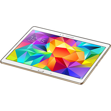 "Avis Samsung Galaxy Tab S 10.5"" SM-T800 16 Go Blanche"