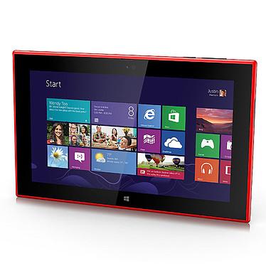 """Nokia Lumia 2520 10.1"""" 32 Go 4G Rouge Tablette Internet - Processeur Quad-Core Qualcomm Snapdragon 800 2.2 GHz 2 Go 32 Go 10.1"""" LED Tactile Wi-Fi/Bluetooth/4G Webcam Windows RT 8.1"""