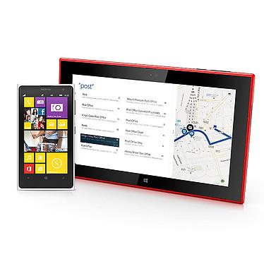 "Acheter Nokia Lumia 2520 10.1"" 32 Go 4G Rouge"