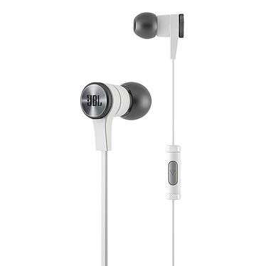 JBL E10 Blanc Écouteurs intra-auriculaire avec télécommande et micro