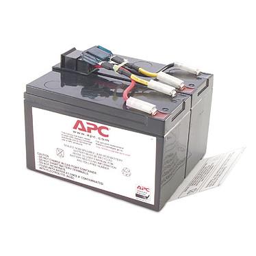 APC RBC48 Batterie de remplacement pour APC Smart-UPS 750VA