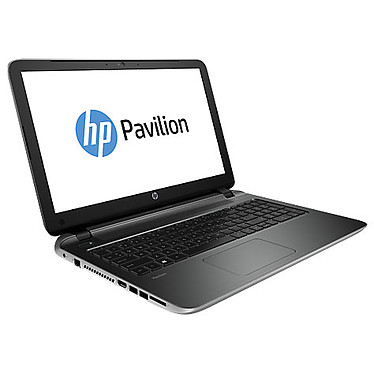 "HP Pavilion 15-p005nf AMD A8-6410 4 Go 1 To 15.6"" LED AMD Radeon R7 M260 Graveur DVD Wi-Fi N/Bluetooth Webcam Windows 8.1 64 bits"