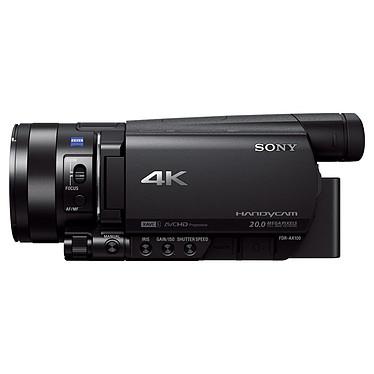 Sony FDR-AX100E Noir Caméscope 4K Wi-Fi et NFC