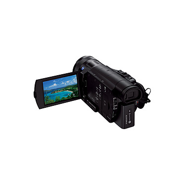 Avis Sony FDR-AX100E Noir