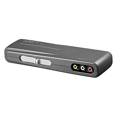 Switch Audio/Vidéo RCA 4 ports