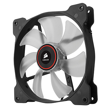 Corsair Air Series SP140 Red High Static Pressure (par 2) a bajo precio