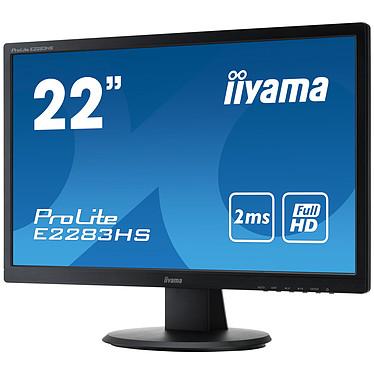 "Avis iiyama 21.5"" LED - ProLite E2283HS-B1"