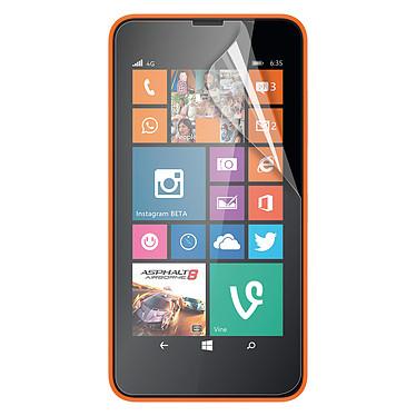 Muvit 2 Films de protection 1 Glossy et 1 Mat pour Nokia Lumia 630/635 Films de protection écran pour Nokia Lumia 630/635