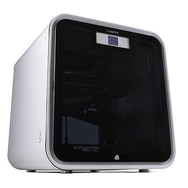 3D Systems CubePro Duo Imprimante 3D couleur à 2 têtes d'impression ABS/PLA - Wi-Fi