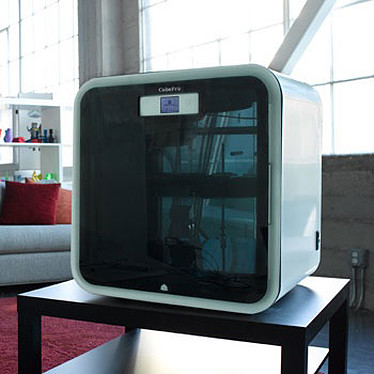 Acheter 3D Systems CubePro Duo