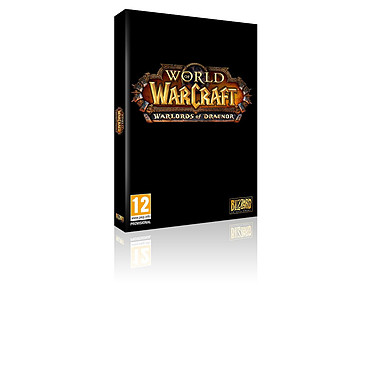 World of Warcraft : Warlords of Draenor (PC)