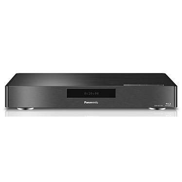 Panasonic DMP-BDT700EF Lecteur Blu-ray 3D compatible Wi-Fi 4K, DLNA, double HDMI et sortie audio 7.1