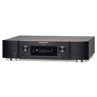 Marantz NA8005 Noir  Lecteur audio réseau DAC, USB, AirPlay, DLNA et vTuner