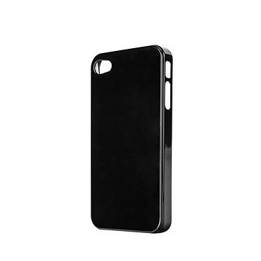 Avis xqisit Coque iPlate iPhone 4/4S Glossy Black