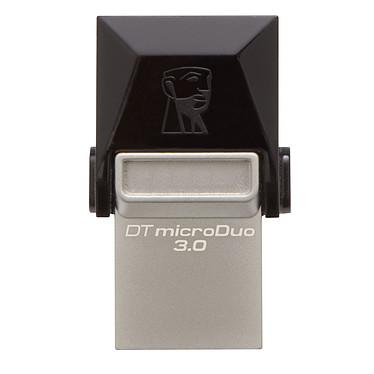 Kingston DataTraveler microDuo 16 Go Clé USB 3.0 et MicroUSB 16 Go (garantie constructeur 5 ans)