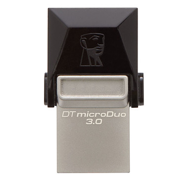 Kingston DataTraveler microDuo 64 Go Clé USB 3.0 et MicroUSB 64 Go (garantie constructeur 5 ans)