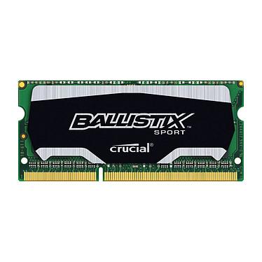 Ballistix Sport SO-DIMM 4 Go DDR3L 1600 MHz CL9