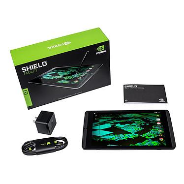 """NVIDIA SHIELD Tablet LTE 8"""" 32 Go Noir pas cher"""