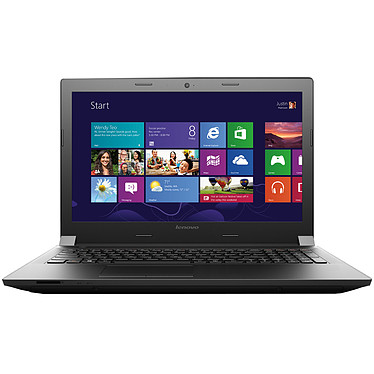 "Lenovo Essential B50-70 (MCC2NFR) Intel Core i3-4005U 4 Go 500 Go 15.6"" LED HD Graveur DVD Wi-Fi N Webcam Windows 8.1 64 bits"
