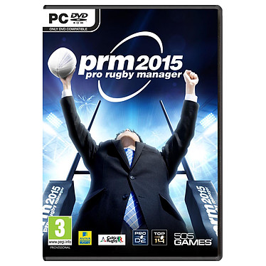 Pro Rugby Manager 2015 (PC)