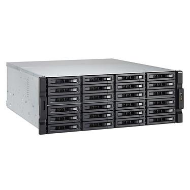 QNAP TS-EC2480U-RP Serveur NAS professionnel 24 baies (sans disque dur)