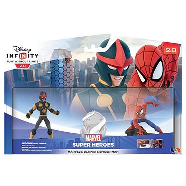 Pack aventure Disney Infinity 2.0 : Marvel Super Heroes - Spider-Man
