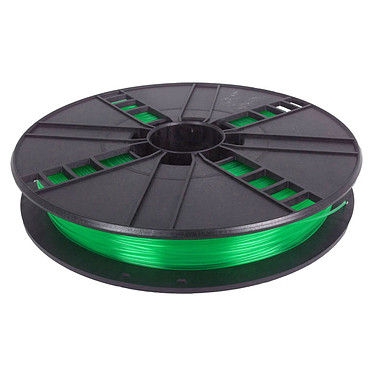 MakerBot Bobine Replicator Mini PLA 200Gr pour imprimante 3D - Trans Green