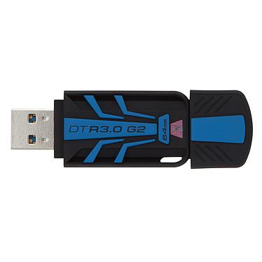 Acheter Kingston DataTraveler R3.0 G2 64 Go - USB 3.0 (garantie constructeur 5 ans)