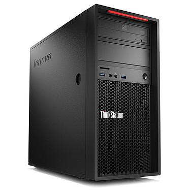 Lenovo ThinkStation P300 (30AH004BFR) Intel Xeon E3-1246 v3 8 Go 500 Go NVIDIA Quadro K620 Graveur DVD Windows 7 Professionnel 64 bits + Windows 8.1 Pro 64 bits (Garantie constructeur 3 ans)