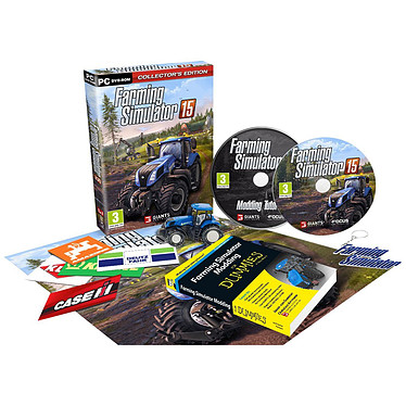Farming Simulator 15 Edition Collector (PC)
