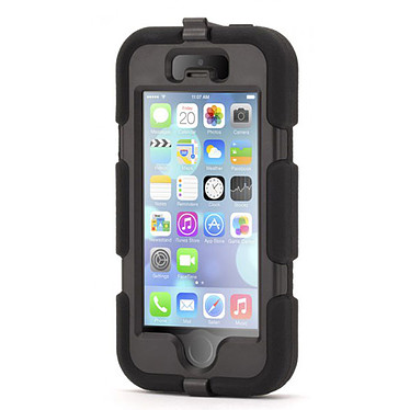 Griffin Survivor Beltclip Noir Apple iPhone 5/5S