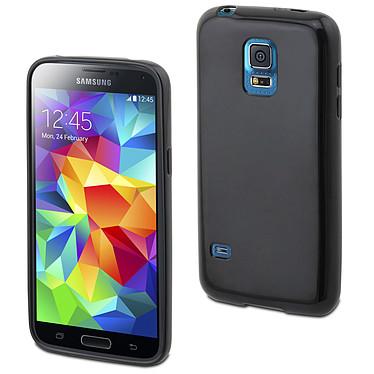 Muvit Housse minigel Noir pour Samsung Galaxy S5 Mini