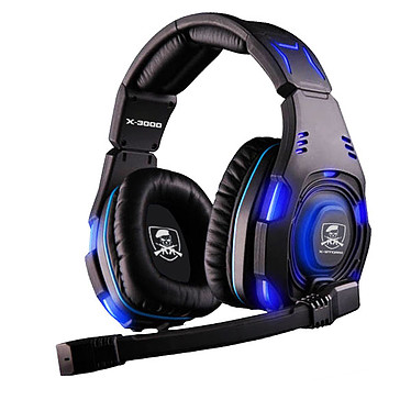 Subsonic X-Storm X-3000 (PS4/PS3/Xbox360/PC)